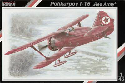 "Polikarpov I-15 ""Red Army"" - Image 1"