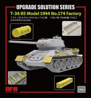 Upgrade Solution for T-34/85 Model 1944 No.174 Factory - Image 1