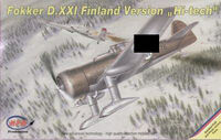 Fokker D.XXI Finland vers. - Image 1
