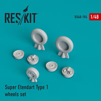 Super Etendard Type 1 wheels set - Image 1