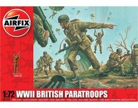 British Paratroops