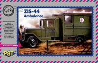 ZIS-44 Ambulance
