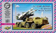 "S-125M ""Neman"" Air Defense Missile System Limited Edition"