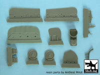 Albatros D.I & D.II detail set for Gavia 4815 & Eduard 8082 - Image 1