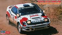 "Toyota Celica Turbo 4WD ""1992 Safari Rally Winner"" Limited Edition - Image 1"