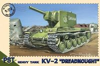 "Soviet IIWW heavy tank KV-2 ""Dreadnought"""