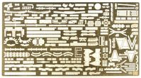 QG16 IJN Battleship NAGATO Basic Parts Set B - Image 1