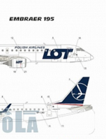 Embraer 195 PLL LOT