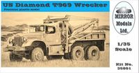US Diamond T969 Wrecker - Image 1