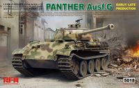 Panther Ausf.G Early/Late