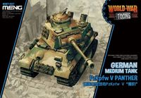 PzKpfw Panther - World War Toons - Image 1