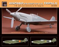 Ha-1109/1112 K.1L Tripala conversion set - Image 1