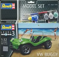 VW Buggy Model Set