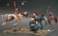 Last Stand  (Indians vs Cavalry) - Image 1