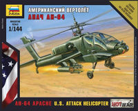 AH-64 Apache U.S. Attack Helicopter - Image 1
