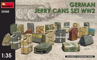 German Jerry Can Set WWII - Image 1