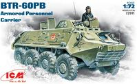 BTR-60PB ARMORED CAR.