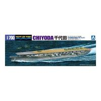 AIR CRAFT CARRIER CHIYODA