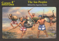 The Sea Pepole (Biblican Era Egyptian Enemy)