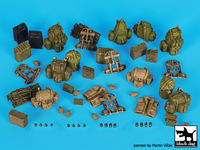 US Army (Vietnam) equipment accessories set - Image 1