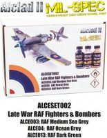 ALCESET002 RAF Fighter & Bombers late