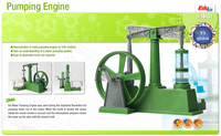 Water Pumping Engine Education Model Kit - Image 1