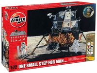 """One Small Step For Man..."" Model Set"