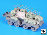 Sd Kfz 263 accessories set for Dragon - Image 1