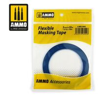 Flexible Masking Tape (3mm X 33M) - Image 1