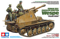 "German Self-Propelled Howitzer Wespe ""Italian Front"""