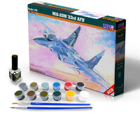 MIG-29M 23rd AFB - Model Set - Image 1
