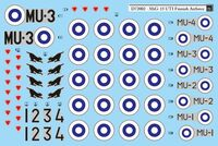 Mig-15 UTI Finnish Air Force decals - Image 1
