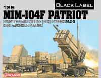 MIM-104F PATRIOT SURFACE-TO-AIR MISSILE (SAM) SYSTEM PAC-3 M901 LAUNCHING STATION