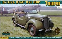 British Staff Car 8HP Tourer