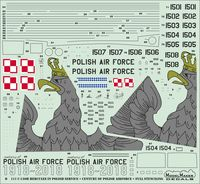C-130 Hercules in Polish service + Century of Polish Air Force + full stenciling