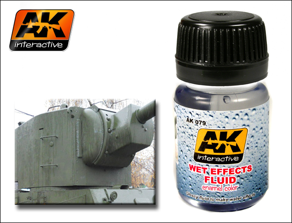 AK 079 Wet Effects Fluid - Image 1