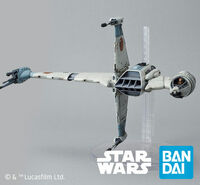 Star Wars B-Wing Fighter - Image 1