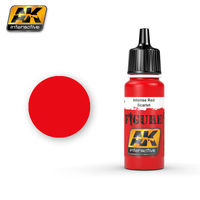 AK3049 Intense Red / Scarlet