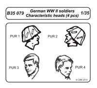 German WW II soldiers - Image 1