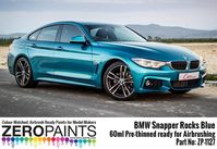 1127-SN BMW Snapper Rocks Blue Pearl - Image 1